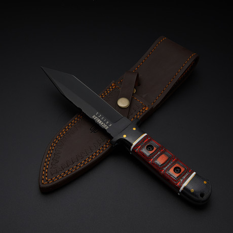 Tactical Tanto Hunter