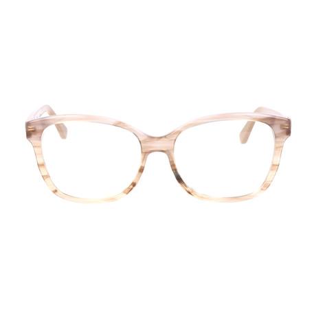 Lenny Grain Optical Frame // Tan