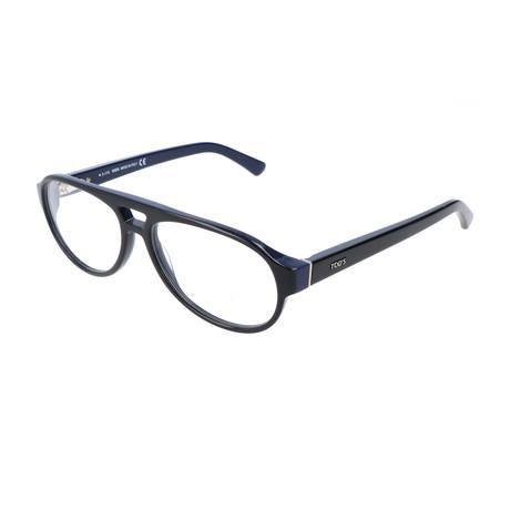 Men's TO5075 Optical Frames // Blue