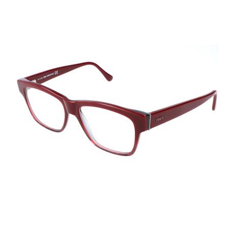 Men's TO5097 Optical Frames // Bordeaux