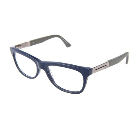Men's TO5124 Optical Frames // Blue