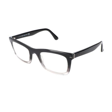 Men's TO5118 Optical Frames // Black