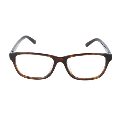 Clark Optical Frame // Brown Marble