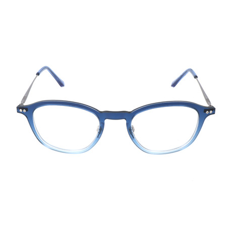 Orris Study Optical Frame // Sea Blue Gradient