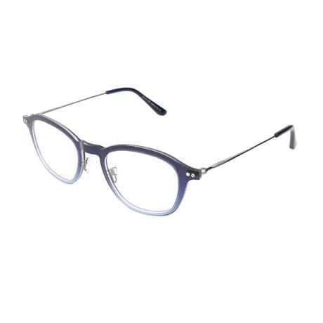 Men's TO5158 Optical Frames // Blue