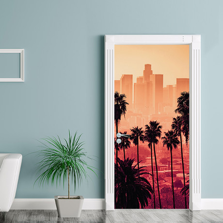 Miami // Door Mural