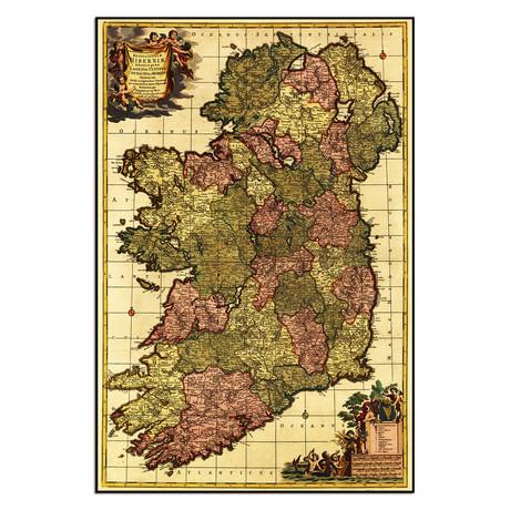 """Ireland (9""""W x 13.5""""H)"""