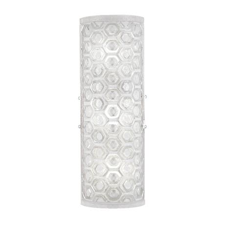 Hexagons LED Sconce (2 Light)