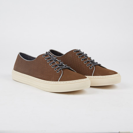 Renger Low-Top Sneaker // Chocolate (US: 7)