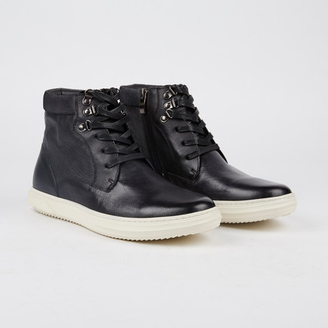 Shadworth Mid-Top Sneaker // Deep Grey (US: 7)