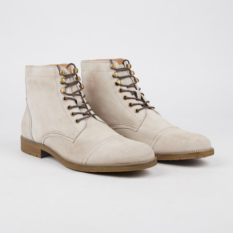 Hayes Cap-Toe Boot // Ice (US: 7)