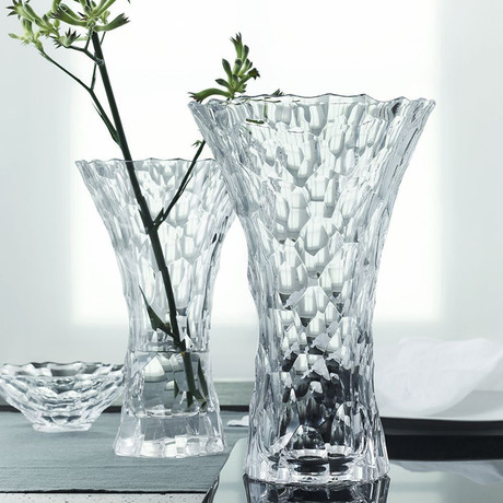 Sphere Vase 9 Inches Nachtmann Crystalware By