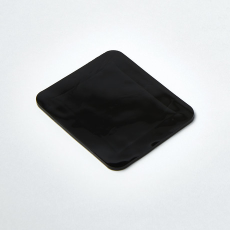 Adhesive Gel Pad // Black // Set of 4