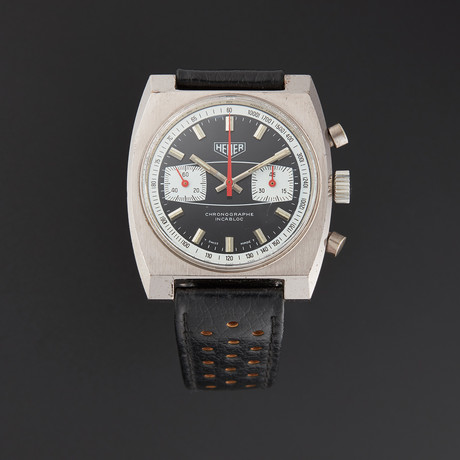 Tag Heuer Mechanical Wind // Pre-Owned