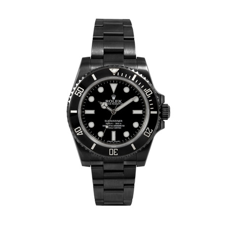 Rolex Submariner Automatic // 114060 // Pre-Owned