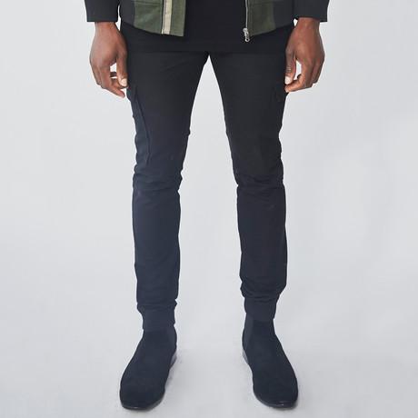 Combat Trousers // Black