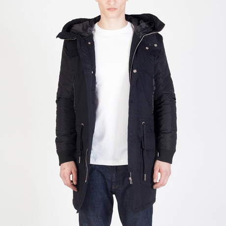 Arc Parka // Black (S)