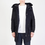Arc Parka // Black (L)