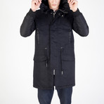 Arc Parka // Black (M)
