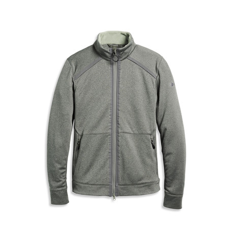 Discovery Insulated Fleece // Green