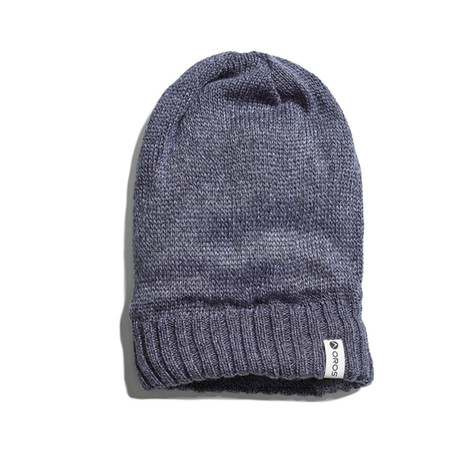 Orion Beanie Beta // Blue