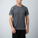 Champ Fitness Tech T-Shirt // Blue + Charcoal // Pack of 2 (S)