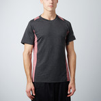 Fraiser Fitness Tech T-Shirt // Red + Black // Pack of 2 (S)