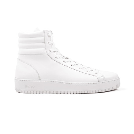 Saturn Carnaby Sneakers // White (US: 7)