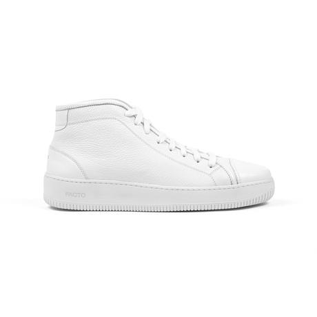 Mars Alce Botallato Sneakers // Bianco