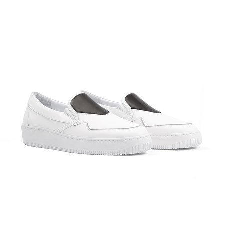 Aurora Carnaby Sneakers // White (US: 7)