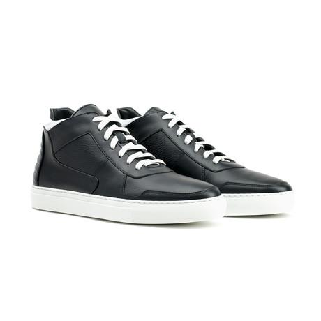 Vesta Alce Botallato Sneakers // Black