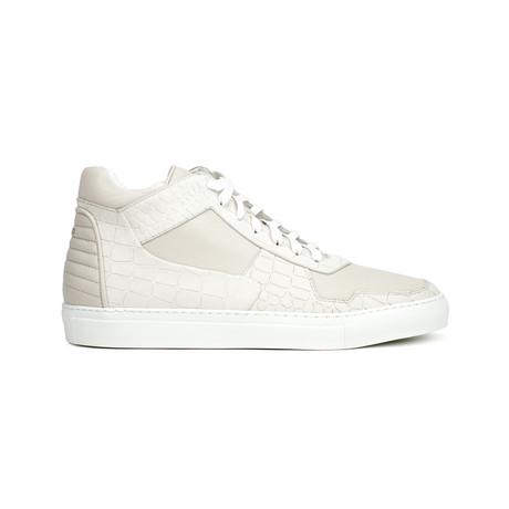 Vesta Sneakers // Bianco + Lamb