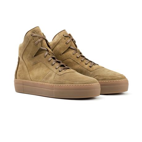 Neptune Vivel Sneakers // Cognac (US: 7)