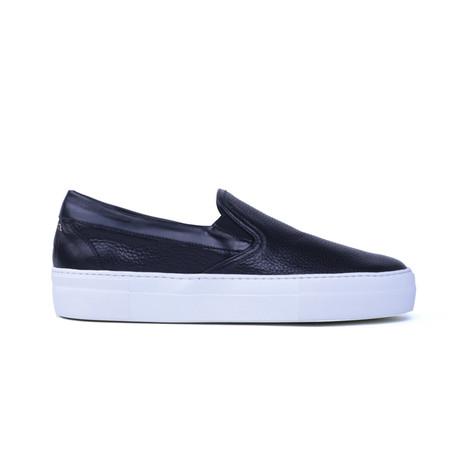 Mercury Alce Botallato Sneakers // Nero