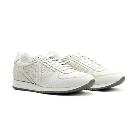 Plutus Gaucho Sneakers // White (US: 7)