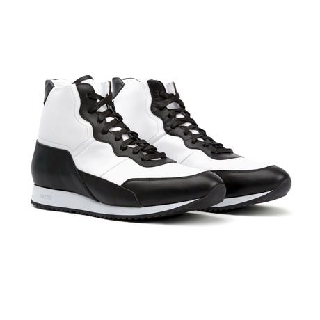 Minerva Sneakers // Black + White (US: 7)