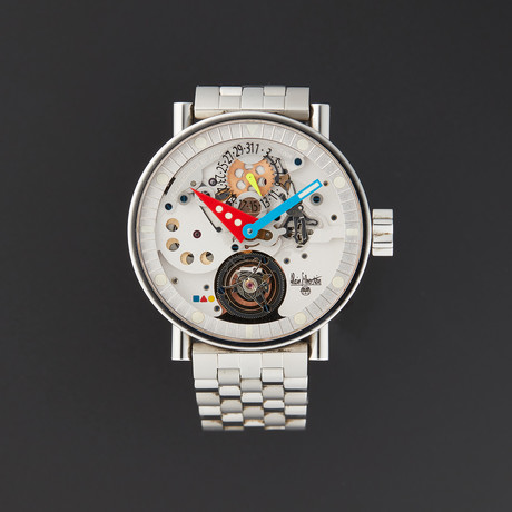 Alain Silberstein Volant Tourbillon Automatic // Pre-Owned