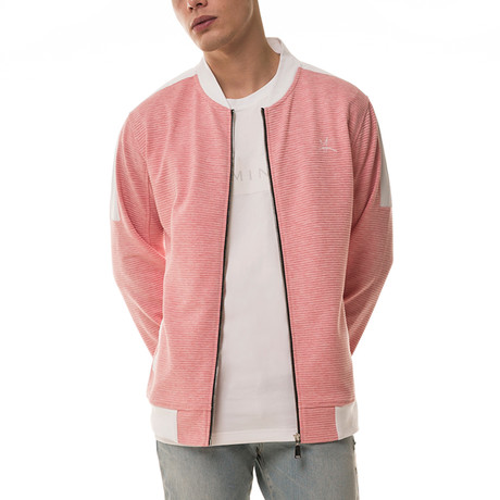 Cotton Cardigan // Pink (S)