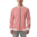 Cotton Cardigan // Pink (S)