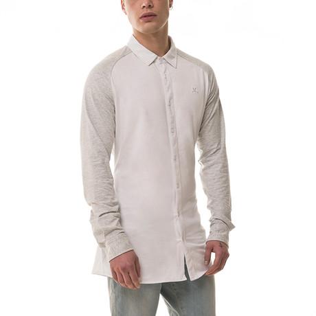 Jersey Shirt // White (S)