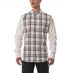 Checkered Shirt // Checkered (L)