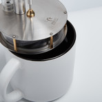 Low Temp Stainless Steel Stirling Engine