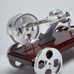 Stirling Engine Car
