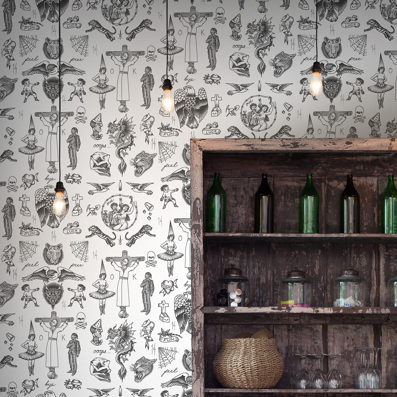 Tattoo Flash Wallpaper By Feathr: Tattoo Flash Wall Paper (Original)