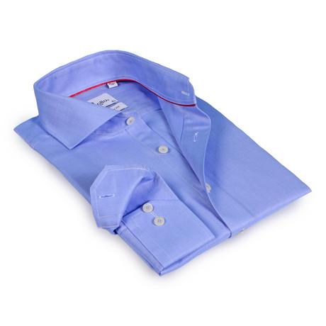 Irondale Button-Up Shirt // Light Blue (US: 15R)