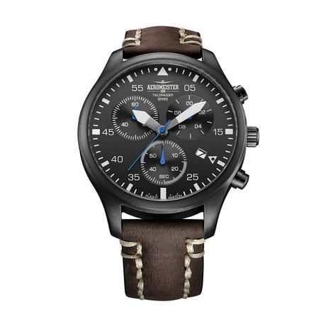 Aeromeister Taildragger Chronograph Quartz // AM8010