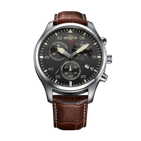 Aeromeister Taildragger Chronograph Quartz // AM8002