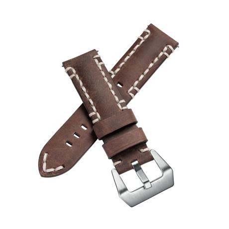 Aeromeister Strap // Vintage Brown // S21