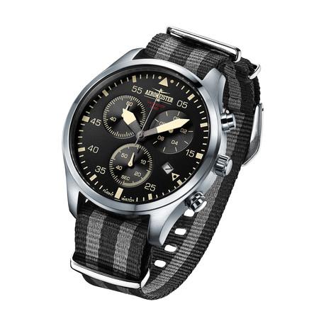 Aeromeister Taildragger Chronograph Quartz // AM8016
