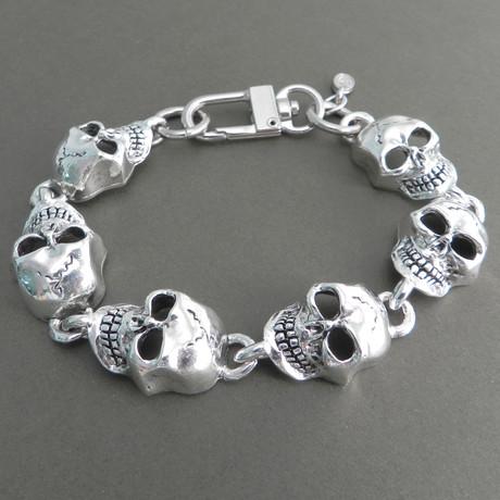 Monster Skull XL Bracelet